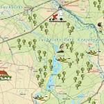 Sandry Brdy mapa