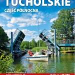 Mapa atrakcje Bory Tucholskie