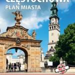Częstochowa - plan miasta