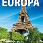 administracyjno drogowa mapa Europy