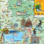Mapa euroregiony pradziad