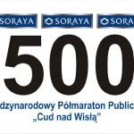 """Międzynarodowy Półmaraton Publiczny """"Cud Nad Wisłą"""""""