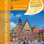 Plan miasta Wrocław
