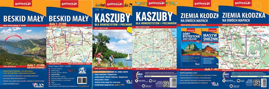 Okładka Nowości sierpień 2016 w księgarni Galileos.pl