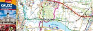 Powiązany artykuł: Mapa powiatu kaliskiego z planem Kalisza