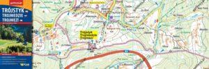 Powiązany artykuł: Mapa trójstyku granic – jak mapa sztabowa