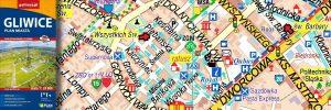Powiązany artykuł: Gliwice – plan miasta