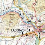 Miniatura okładki Lądek Zdrój – przewodnik z mapą okolic, czytaj dalej.
