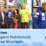 Miniatura okładki Dobiegły końca Targi Turystyczne i Czasu Wolnego Wrocław 2018, czytaj dalej.