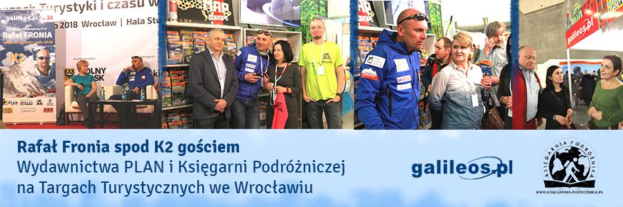 Okładka Dobiegły końca Targi Turystyczne i Czasu Wolnego Wrocław 2018