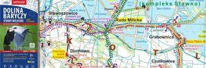 Powiązany artykuł: Dolina Baryczy część wschodnia, Stawy Milickie