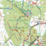 Miniatura okładki Góry Wałbrzyskie i Góry Kamienne, czytaj dalej.
